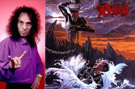 <b>Dio</b> '<b>Holy Diver</b>' Comic to Explain Why That Priest Is In the Ocean