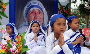 Mother Teresa's canonisation celebrated in NE India - Global Times