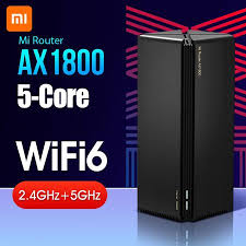 <b>Xiaomi AX1800</b> WIFI6 <b>Router Qualcomm</b> Five-core 2.4G/ 5 GHz Full ...