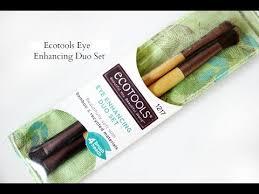 EcoTools - <b>Eye Enhancing Set</b> | Beautytestbox - YouTube