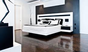 Camera Da Letto Grigio Bianco : Eleganti camere da letto in bianco e nero mondodesign