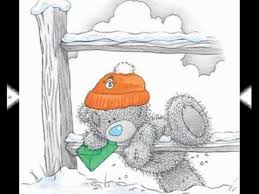 Зимняя сказка <b>Мишка Тедди</b> 0001 - YouTube