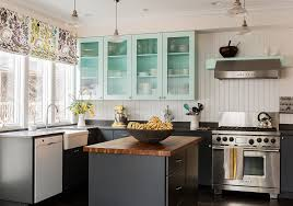 light blue kitchen cabinets kitchen contemporary with beadboard backsplash blue cabinets blue cabinet kitchen lighting