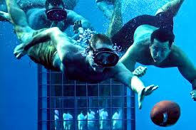 Image result for Underwater football: images