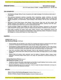 how to write a resume for a warehouse job   ehowresume for warehouse template   best template collection