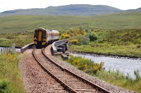 <b>Single</b>-track <b>railway</b> - Wikipedia