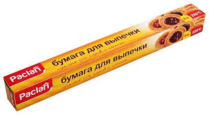 <b>Бумага для выпечки</b> Paclan — купить по выгодной цене на ...