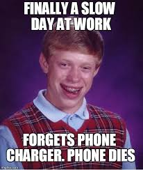 Bad Luck Brian Meme - Imgflip via Relatably.com