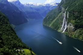 Resultado de imagen de los fiordos noruegos