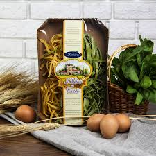 Паста ручной работы fiorillo тальятелли со шпинатом из ...