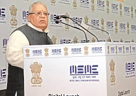 launches website for msme sector job seekers govt launches website for msme sector job seekers