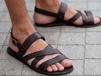 <b>Men's Leather Sandals</b>