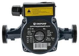 Купить <b>Циркуляционный насос UNIPUMP</b> CP 25-40 130 (72 Вт) по ...