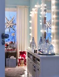 heres a bright idea to make a memorable holiday season for a little one strla lights all around ikea bedroom lighting ideas christmas lights ikea