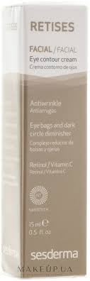 Регенерирующий крем-контур для кожи вокруг глаз ... - MAKEUP
