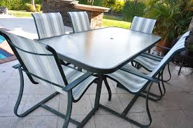 black iron outdoor furniture patio furniture table and 6 chairs black wrought iron patio furniture