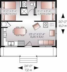 Awesome Compact House Plans   Small House Floor Plan    Awesome Compact House Plans   Small House Floor Plan