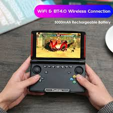 New <b>Powkiddy X18 Andriod Handheld</b> Game Console 5.5 INCH ...