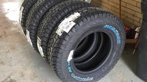 <b>Hankook Dynapro ATM</b> Tire Review (Great value for the money ...