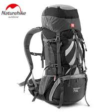 <b>Naturehike</b> 2019 New 45L <b>Professional Outdoor</b> Backpack Ultralight ...