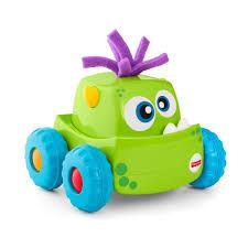 <b>Игрушка Fisher Price</b> Monster Зеленая DRG15 - купить в интернет ...