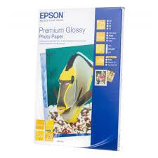 Глянцевая <b>фотобумага EPSON</b> C13S041706 <b>Premium Glossy</b> ...