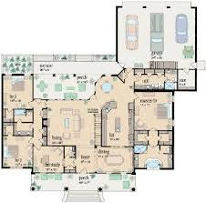 Open Ranch Style Floor Plans       Ranch House Plans  Generally    Ranch Style House Plans   Square Foot Home   Story  Bedroom and