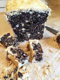 Шотландский <b>кекс Black</b> Bun с черной смородиной и клюквой ...