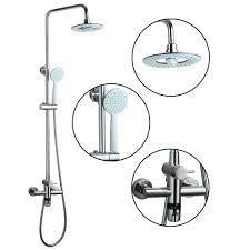 thermostatic brand bathroom: shivers quotshower head thermostatic bath shower banho de chuveiro torneira mixer tap  hand