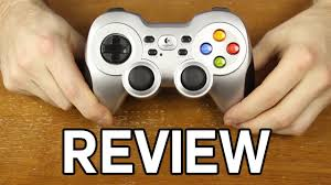 Logitech Wireless <b>Gamepad F710</b> Review - YouTube