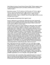 essay about violence against women  wwwgxartorg the united nations and eradicating violence against women page zoom in