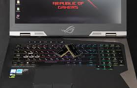 Апгрейдим ноутбук ASUS ROG G703 оперативной <b>памятью</b> ...