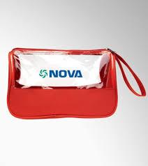 <b>Toiletry bag microfibre</b> PVC | ADLER Business Gifts