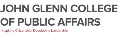 <b>Chris Rea</b> / John Glenn College of Public Affairs