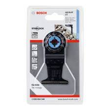 Погружное <b>пильное полотно Bosch</b> Starlock Carbide 45x40 мм по ...