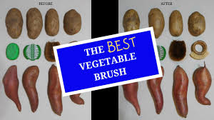 Best <b>Vegetable Brush</b>: A Review - YouTube