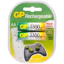 Купить <b>Аккумулятор GP</b> АA (LR6) 2 шт. (235PROAAHC-2CR2) в ...