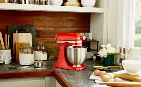 kitchen aid stand mixer classic kitchenaid downsizes its classic stand mixer