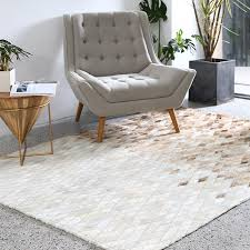 2018 New Style <b>Genuine</b> Cowhide <b>Leather Patchwork Rug</b> For ...