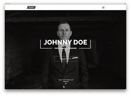 best vcard wordpress themes for your online resume   colorlibsquareroot resume wordpress theme