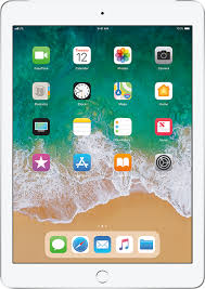Apple <b>iPad 9.7-inch</b> (6th generation) with Apple Pencil Support - AT&T