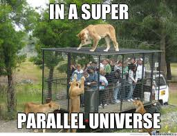 Parallel Universe Memes. Best Collection of Funny Parallel ... via Relatably.com
