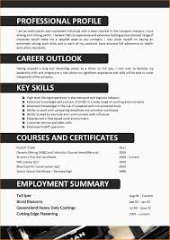 photo truck driver resume examples images 7 commercial truck driver resume sample paradochart commercial truck driver resume sample 27760144 7 commercial truck
