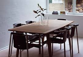teak furniture for a retro chic look chic teak furniture