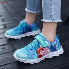 <b>Children's Shoes</b> 2019 Spring <b>New Mesh</b> Breathable <b>Sneakers</b> Girls ...