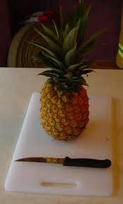 How to Cut a <b>Pineapple</b>