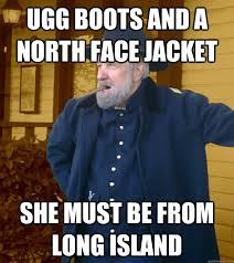 From Long Island you say? you must be a shitty driver - General ... via Relatably.com