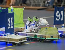 Collegiate <b>Robotic Football</b> Conference – Play <b>football</b>, with <b>robots</b>
