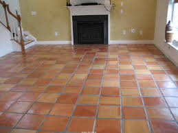 Terracotta Kitchen Floor Tiles Terra Cotta Tile With Typical Color Variations Terracotta Floor