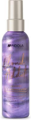 <b>Indola Спрей Blond</b> Addict для холодных оттенков <b>блонд</b>, 150 мл ...